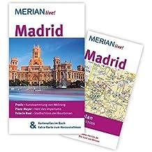 Madrid: MERIAN live!  Mit Kartenatlas im Buch und Extra-Karte zum Herausnehmen
