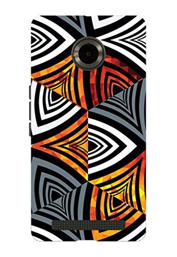 Kaira brand Designer Back Case Cover for Micromax YU Yuphoria (Zebra)
