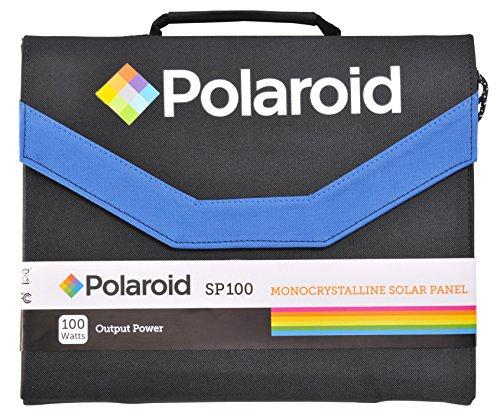 Polaroid Solar Panel SP100 100W Mono 18V World Wide Edition