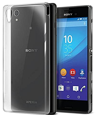 COQUE TRANSPARENTE SILICONE GEL SOUPLE INCASSABLE SONY XPERIA M4 AQUA