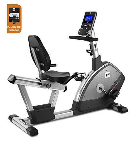 BH Fitness Liegeergometer i.TFR Ergo Dual, WH650