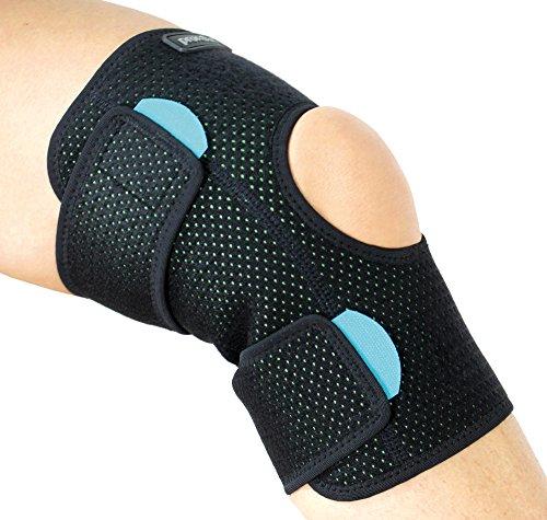 prorelax CoolFit Knie-Stütz-Bandage - Für Bewegung ohne Schmerzen im Knie