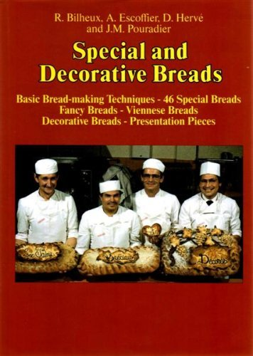 Special and Decorative Breads (The Professional French Pastry Series) by Roland Bilheux (1989-08-01)