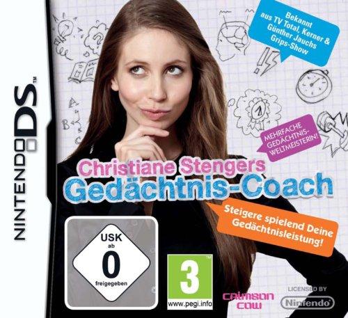 Christiane Stengers Gedächtnis - Coach - [Nintendo DS]