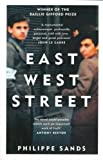 East West Street: Non-fiction Book of the Year...