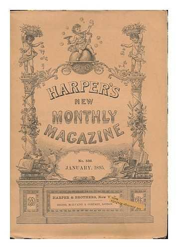 Harper's New Monthly Magazine : vol. 90. January, 1895. no. 536