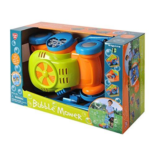 PlayGo 5358 - Luftblasen Rasenmäher, Batteriebetrieben