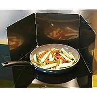 Protección contra salpicaduras de papel de cocina antiadherente
