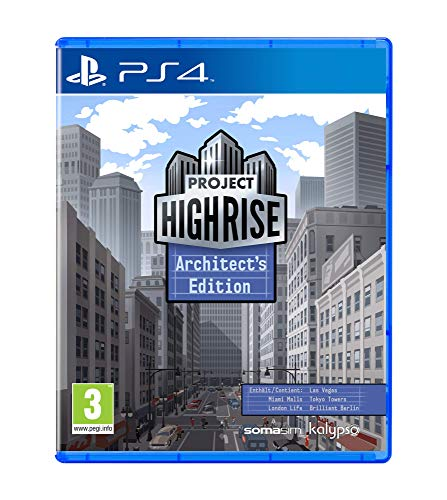 Project Highrise Architects Edition (PS4) Best Price and Cheapest