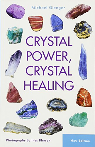 Crystal Power, Crystal Healing Cover Image