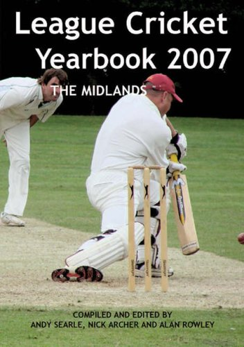 League Cricket Yearbook 2007 - Midlands Edition 2007