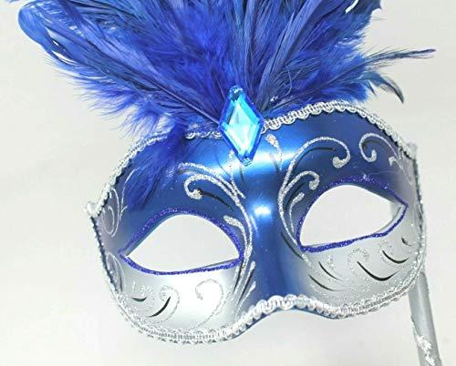 - Maskerade Masken Mit Stöcken