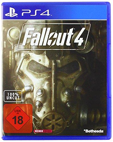 4 Bundle-fall (Fallout 4 Uncut - [PlayStation 4])