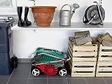 Bosch DIY Vertikutierer AVR 1100, Fangkorb, Karton (1100 W, 32 cm Arbeitsbreite, 50 l Fangkorbvolumen) - 3