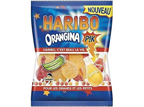 Preisvergleich Produktbild Haribo Orangina PIK,  in 3 Farben,  250 g Beutel