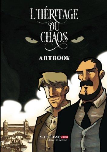 Heritage du Chaos - Art book par Emmanuel Cassier