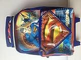ZAINO ASILO SUPERMAN SCUOLA SEVEN