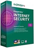 Kaspersky Internet Security 2015 - 3 PCs, 3 Years (CD)