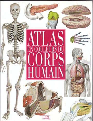 Atlas en couleurs du corps humain