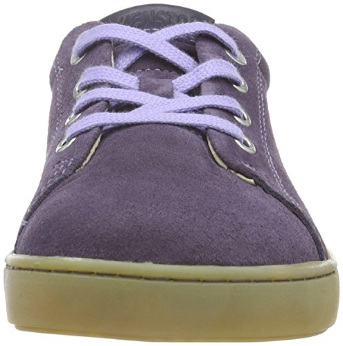 BirkenstockArran Kinder - Scarpe da Ginnastica Basse Unisex – Bambini Viola (Violett (Lilac))