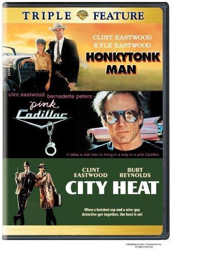 Honkytonk Man / Pink Cadillac / City Heat by Clint Eastwood