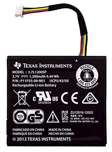 Akku für den TI Nspire CX / TI Nspire CX CAS / TI 84 Plus C Silver Edition / TI Nspire / TI Nspire CAS - Plus C Ti Silver 84