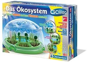 Clementoni 69890 Galileo - Das Ökosystem Fix6