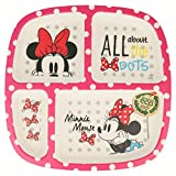 Stor Elemed 1283 Piatto Disney a Scomparti Minnie
