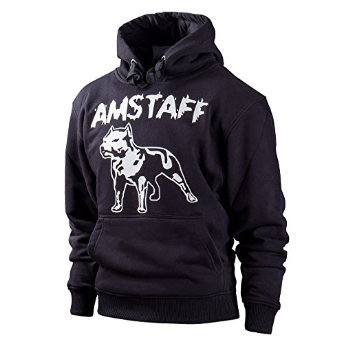 Amstaff Colors - Maglia sportiva -  uomo Nero
