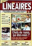 LINEAIRES [No 170] du 01/05/2002 - ALAIN FRETELLIERE CARREFOUR - NOUS N+¡ATTENDIONS PAS UN TEL SUCCES POUR REFLETS DE FRANCE - DOSSIERS - PRODUITS A GRILLER - DESSERTS - LEGUMES PRIMEURS - CHARCUTERIE SECHE - ASSAISONNEMENTS - MONOPRIX VAUGIRARD 75 - UN MAGASIN VITRINE TRAITE AVEC LUXE - CHEFS DE RAYON QUI ETES-VOUS - FORMATION SALAIRE AMBITION RESPONSABILITES - LA SIXIEME ENQUETE LINEAIRES SUR LE METIER DE CHEF DE RAYON VOUS DEVOILE TOUT - LE MOINS - LECLERC TENTE UN PUTSCH SUR LES PRIX - ENQUE