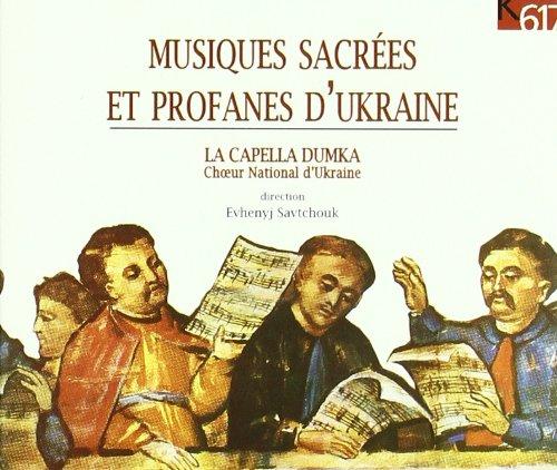 Musiques Sacrées & Profanes D'Ukraine [Import anglais]