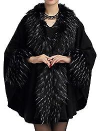 fdaf55cde5cfd Amazon.co.uk  Faux Fur - Coats   Coats   Jackets  Clothing