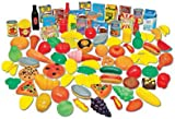 Chad Valley 104 Piece Play Food Set