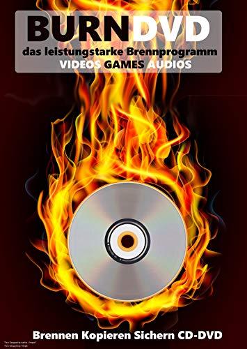 BURNDVD Brennen, Kopieren, Sichern - Brennsoftware für Filme, Fotos, Musik und Daten für Windows Betriebssysteme