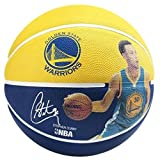 Spalding NBA Player Stephen Curry Basketball (7, multi)