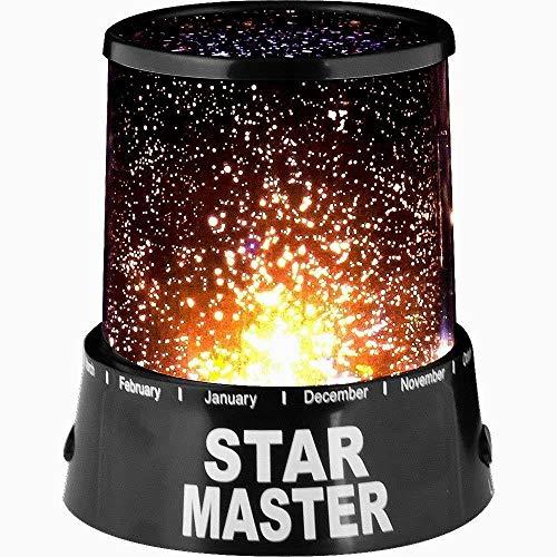 Ouken Estrellas proyector luz - Proyecto en Las Paredes y el Techo.