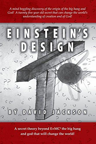 Einstein's Design Cover Image