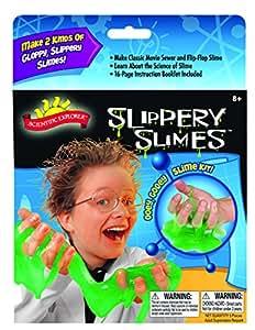Scientific Explorer Fun Lab Slippery Slimes Kit