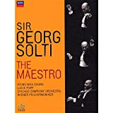 Sir Georg Solti - Maestro - 4 DVD