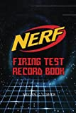 NERF FIRING TEST RECORD BOOK Version 1.3.2: Nerf Guns Attachments