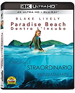 Paradise Beach: Dentro l'Incubo (4K Ultra HD + Blu-Ray)
