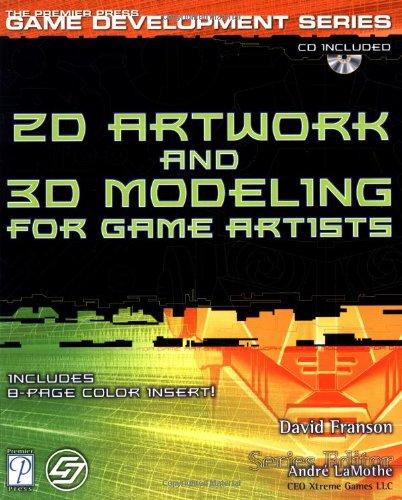 Thomson Digital Flash (2D Artwork and 3d Modeling for Game Artists (Premier Press Game Development (Software)))