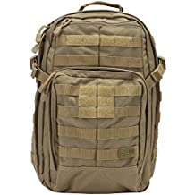 5.11 Tactical Rush 12 Mochila, Unisex, Adulto, Beige (Sandstone), Talla