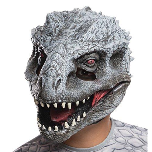 Kostüm Kichert - MyPartyShirt Jurassic World Indominus Rex Child 3/4 Vinyl Mask