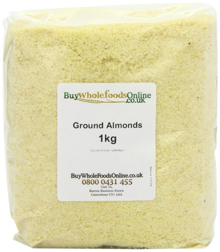 Buy Whole Foods Ground Almonds 1 Kg