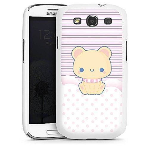 DeinDesign Hülle kompatibel mit Samsung Galaxy S3 Handyhülle Case Kitty Cat Katze
