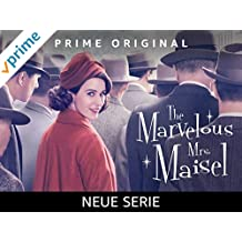 The Marvelous Mrs. Maisel - Staffel 1 [dt./OV]
