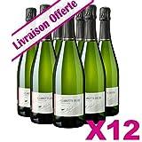 12bts Jean-Denis Maillefaud - Clairette de Die - 75cl