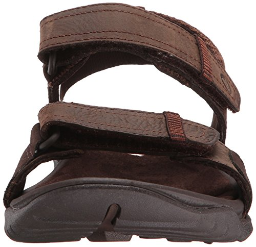 Merrell Telluride Strap, Sandales Bout Ouvert Homme CLAY