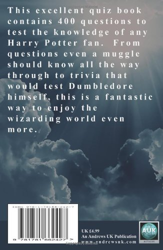 Harry Potter: The Ultimate Quiz Book